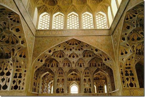 Musikraum des Ali Qapu Palast_Isfahan_Ali_Qapu_02