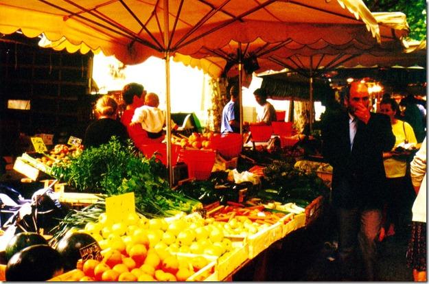 France 1994 Franqueveaux Markt St. Giles  94
