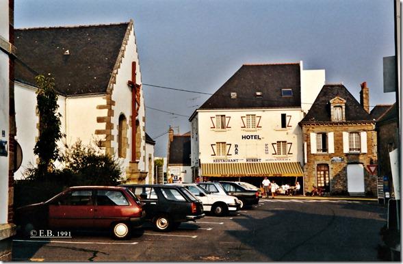 z 7 Bericht Ile d'Ouessant 1991 Le Conquet Ausg.ort Ile d'Ousseant   022