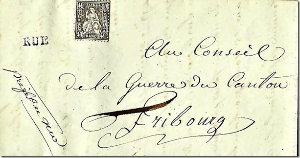 1 Wer kann d. Brief von 1867  17. Jahrhundert noch entziffern.