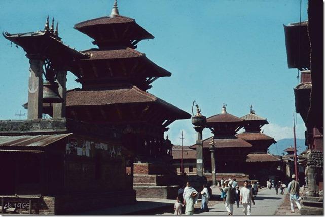 z Patan Stadt der 1000 Tempel