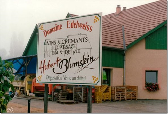 France Elsass unsere Domaine Edelweiss-67
